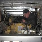 Remove before starting engine